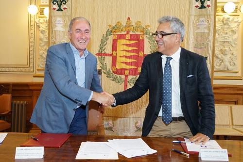 Valladolid refuerza su lucha contra el paro con cinco for Oficina empleo valladolid