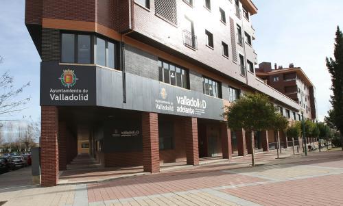 El ayuntamiento aprueba la estrategia de desarrollo urbano for Oficina empleo valladolid
